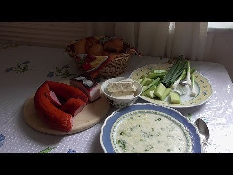 Деревенский Картофельный суп.