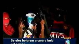 Repórter Record - Os bastidores do crime  - 03/05/2010