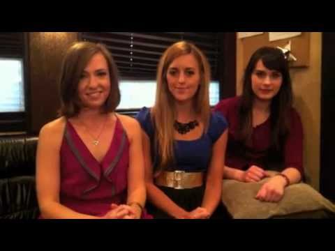 Owl City - Meet The Band: Hannah, Laura,&Breanne (Part 2)