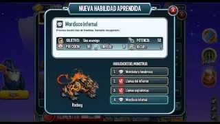 Monster Legends - Hellberus