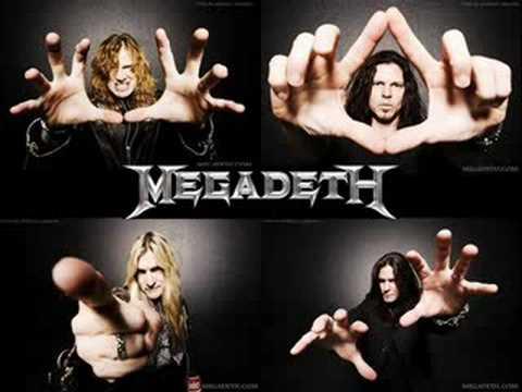 Megadeth - moto psycho3