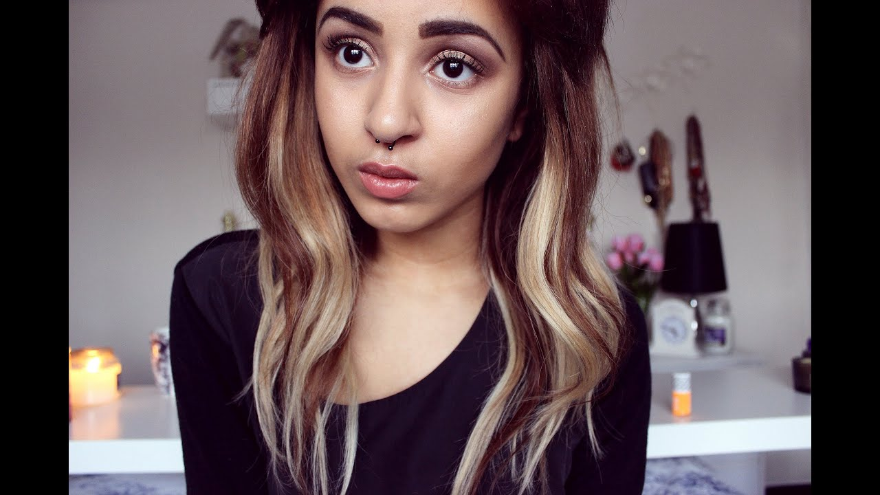 How To Create Ombre Hair With Extensions Without Dying