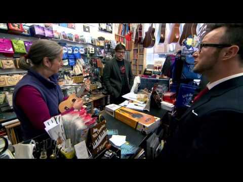 The Apprentice UK S09E01 HDTV x264 BARGE