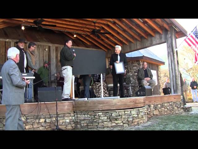 Del McCoury Highway Dedication