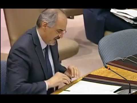 Syria: 2 of 2 - Syrian Arab Republic, H.E. Mr. Bashar Ja