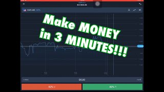 How to make MONEY in 3 MINUTES!!!! 💰💵😎