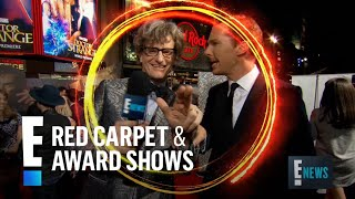 """Doctor Strange"" Stars Show Off Magic Powers! 