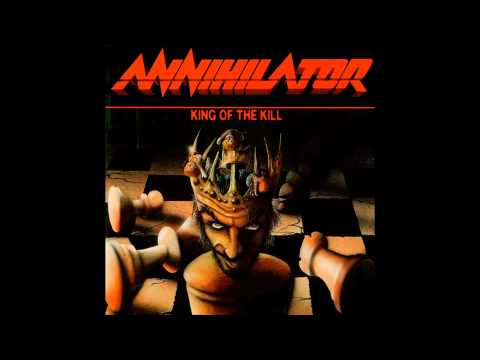 Annihilator - Second To None