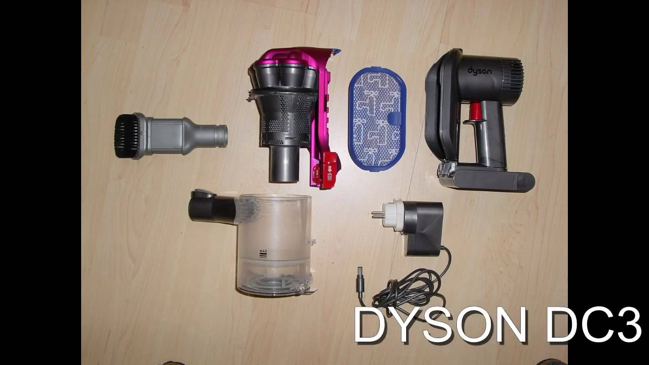 dyson dc31 st rkster akkusauger test auf deutsch youtube. Black Bedroom Furniture Sets. Home Design Ideas