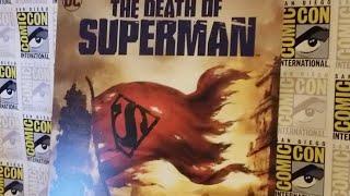 [SDCC2018] Death Of Superman Red Carpet
