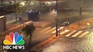 Download Hurricane Maria Pummels Caribbean Islands | NBC News 3Gp Mp4
