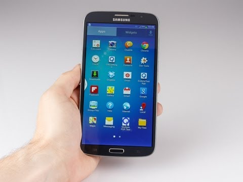 Samsung Galaxy Mega 6.3 Preview
