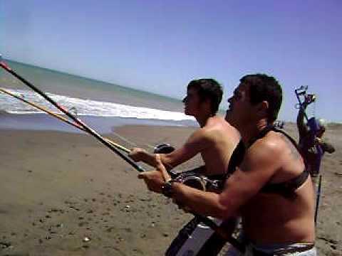 Pesca de Tiburon, Rio Negro - La Ensenada