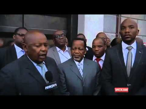 Opposition leaders respond after impeachment ruling
