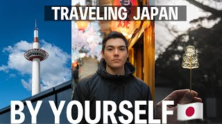 How To Travel Japan Solo in 2020 | Travel better in Japan!
