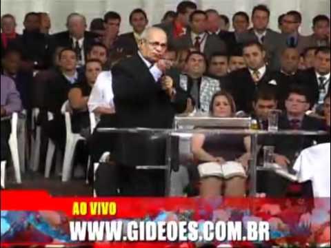 Gideões 2012 - Pr. Geziel Gomes