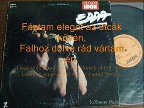 EDDA - Álmodtam Egy Világot (Lyrics In HU And EN)