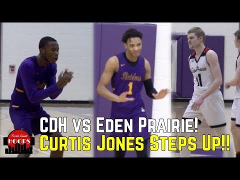 Tre Holloman And Drake Dobbs FACE OFF! Cretin-Derham Hall vs Eden Prairie Game Recap