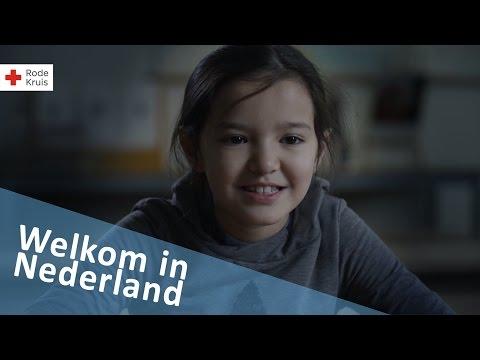 Welkom in Nederland | Rode Kruis