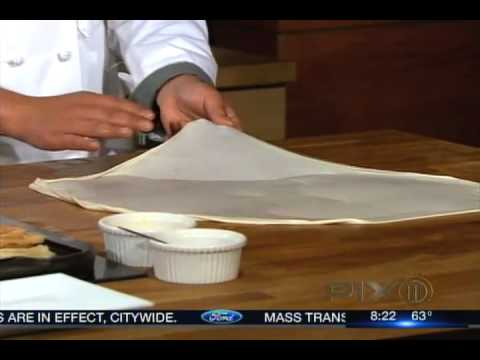 Roti Canai Recipe by Chef Jeff Ghazali of Bentara Restaurant
