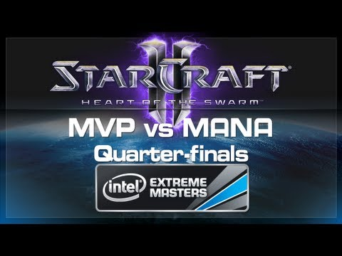 Mvp vs MaNa - SC2 (Playoffs) - IEM World Championship 2013