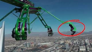 Top 10 SCARIEST Amusement Park Rides In The World 2019