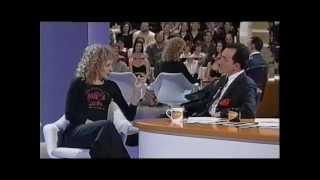 Daniele Luttazzi intervista Valeria Golino (Satyricon 2001)