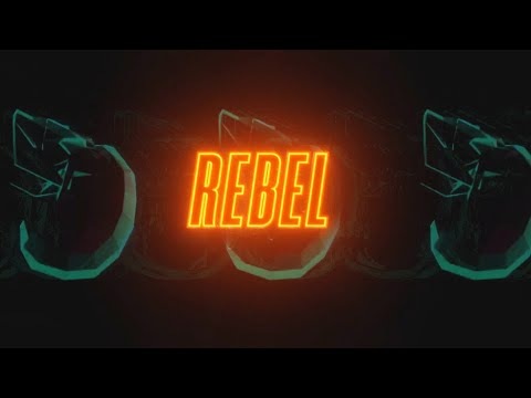 Damian Ray & Alee - I'm A Rebel (Hardstyle)   Official Music Video