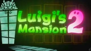 Luigi's Mansion 2_ Trailer (E3 2011)