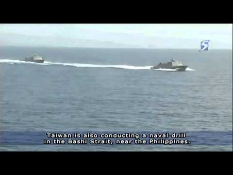Taiwan stages military drill as Philippines row continues - 16May2013