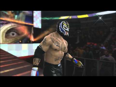 Wwe 12 | Rey Mysterio Entrance video