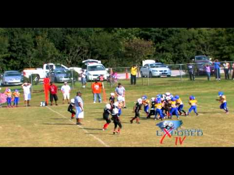 Best Defensive Pop Warner Youth Football Team: Wilders Grove Wolfpack vs Garner Trojans