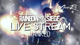 《LIVE》《GIRL》Rainbow Six Siege ▪ Ranked ▪ PLATINUM ▪ short live stream《PS4》♡