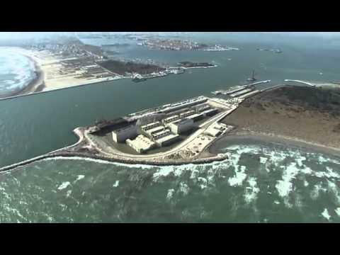 Mose. Aggiornamento cantieri bocca di porto di Chioggia-marzo 2014