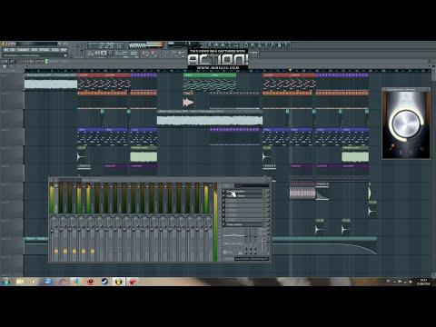 Martin Garrix - Virus (FL studio Remake 99%)