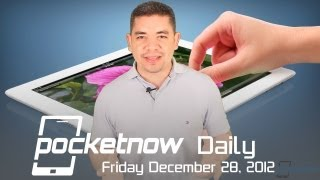 More Galaxy Note II Colors, Galaxy S IV With S-Pen, Tablet Holiday Results & More - Pocketnow Daily