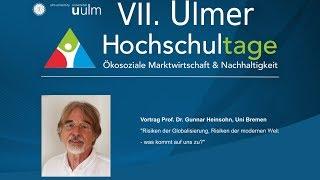 VII Hochschultage Ulm  Tag 1
