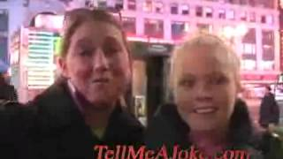 Aubrey and kristie tell chicken jokes 5