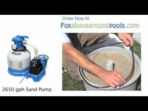 Hqdefault on Above Ground Pool Sand Filters Diagram