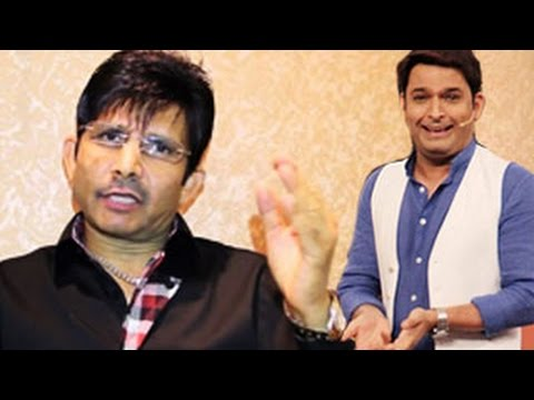 Kamaal R Khans SHOCKING COMMENT on Kapil Sharma