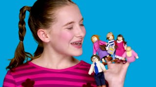 Finger Family Songs | Children | Mother Goose Club