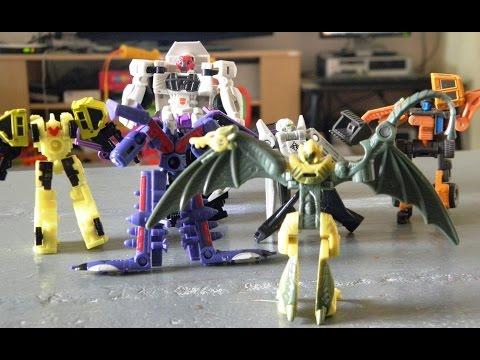 หุ่นแปลงร่าง รถแปลงร่าง Robot Transformer Toy