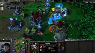 Hawk (HU) vs Sheik (UD) - WarCraft 3 - WC####