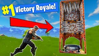 I FINALLY GOT IT TO WORK! [Fortnite Battle Royale]