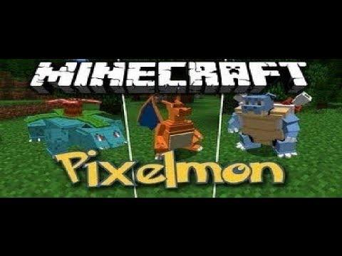 Pixelmon server review 1.6.4