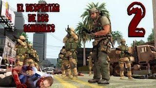 El Despertar de los Canibales GTA San Andreas capitulo 2: la llegada militar