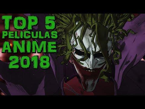 Películas anime mas esperadas del 2018 | top 5 peliculas anime 2018