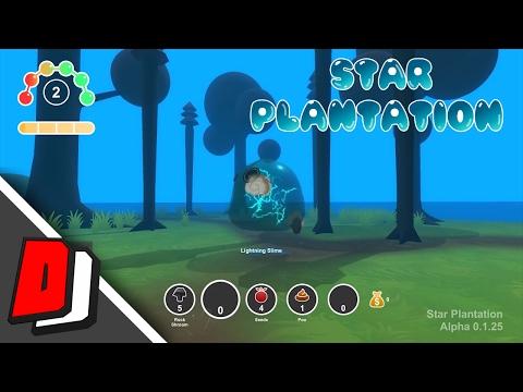 Star Plantation - First Look (Lets play Star Plantation)