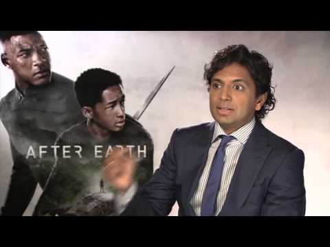 After Earth: Interview With Director M Night Shyamalan