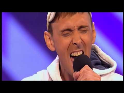 The X Factor 2011 08 27  Johnny Robinson sings Etta James's  At Last